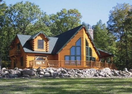 Cumberland Log Homes